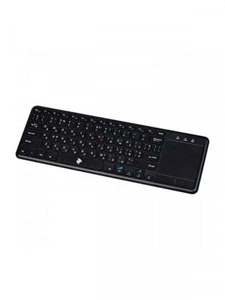 Клавіатура бездротова 2E kt100 wl 2e-kt100wb