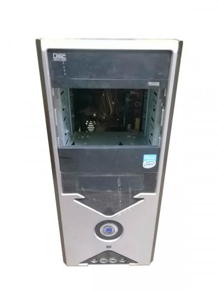 Системный блок Pentium Dual-Core e5200 2,5ghz /ram1024mb/ hdd250gb/video 512mb/ dvd rw