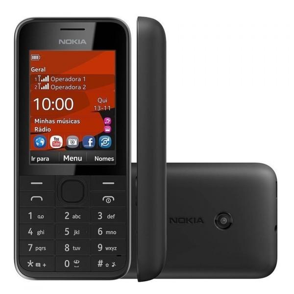 Мобільний телефон Nokia 208.1