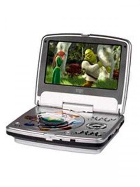 DVD-проигрыватель портативный с экраном Ergo tf-dvd7333d