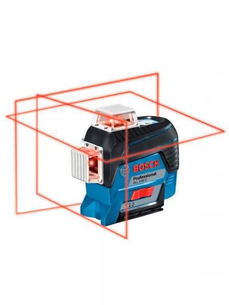 Лазерний нівелір Bosch gll 3-80 c