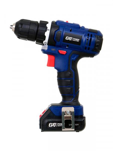 Акумуляторний дриль 12V Evo power electric cd97-12/2