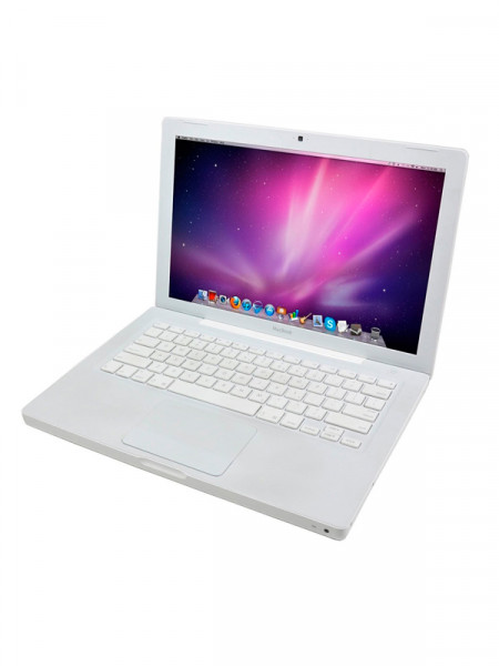 "Ноутбук екран 13,3"" Apple Macbook core 2 duo 2,00ghz/ ram 2gb/ hdd120gb/video intel gma950/ dvdrw a1181"