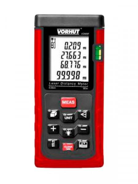 Лазерная рулетка Vorhut vdm 40
