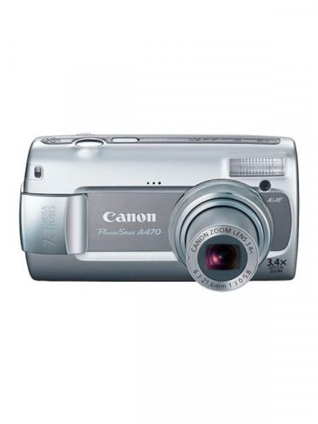 Фотоаппарат цифровой Canon powershot a470