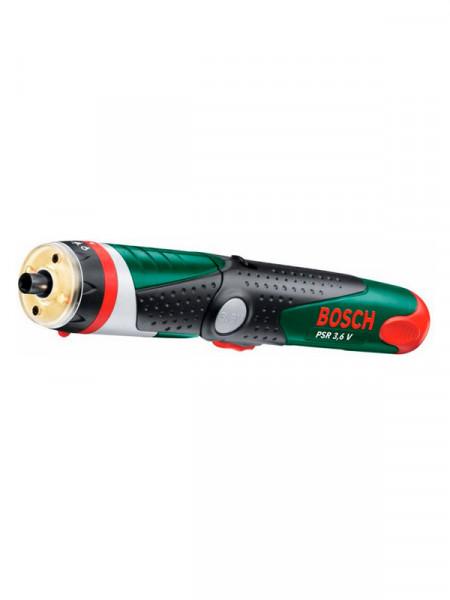 Акумуляторний дриль 3,6V Bosch psr 3,6 v