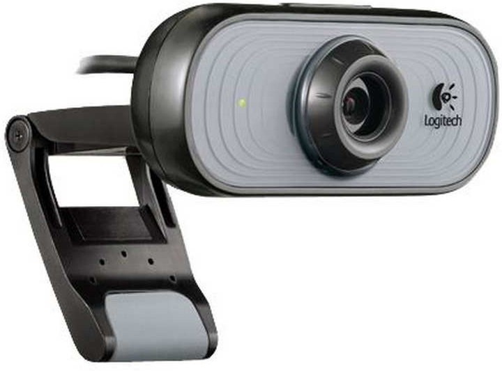 Веб - камера Logitech c100