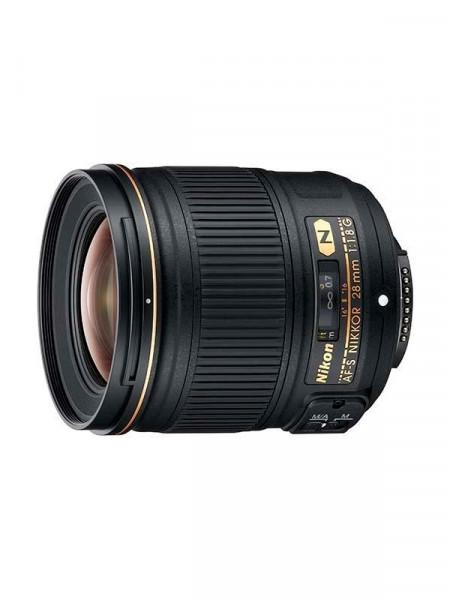 Фотообъектив Nikon nikkor af-s 28mm f/1.8g