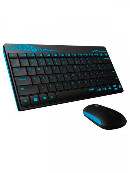 Клавиатура с мышкой беспроводные Rapoo 8000 wireless mouse %26 keyboard combo