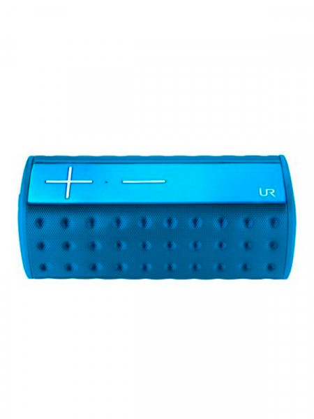 urban revolt deci wireless speaker blue 20098
