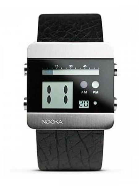 Часы - nooka zoo black zoobk