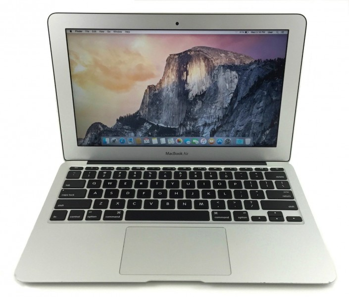 "Ноутбук экран 11,6"" Apple Macbook Air core i5 1,6ghz/ ram4096mb/ ssd128gb/video intel hd3000/ (a1370)"