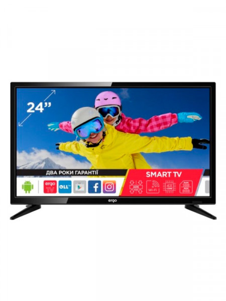 "Телевізор LCD 24"" Ergo le24ct5500ak"