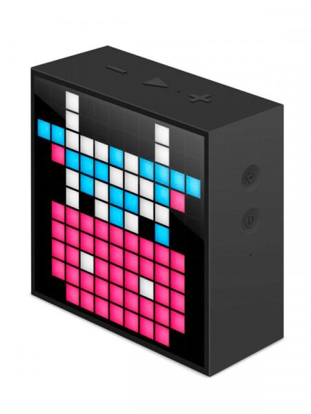 Акустика Divoom timebox mini black