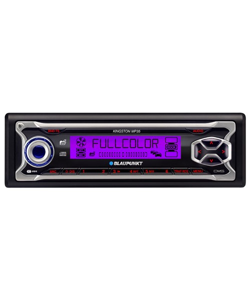 Автомагнитола CD MP3 Blaupunkt kingston mp35