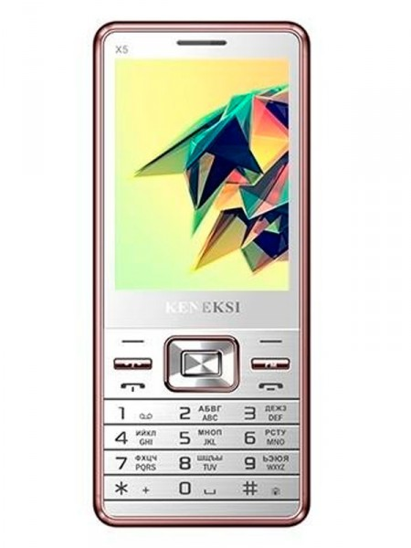 Мобільний телефон Keneksi x5