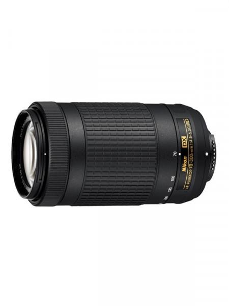 Фотооб'єктив Nikon nikkor af-p 70-300mm 1:4.5-6,3g ed dx