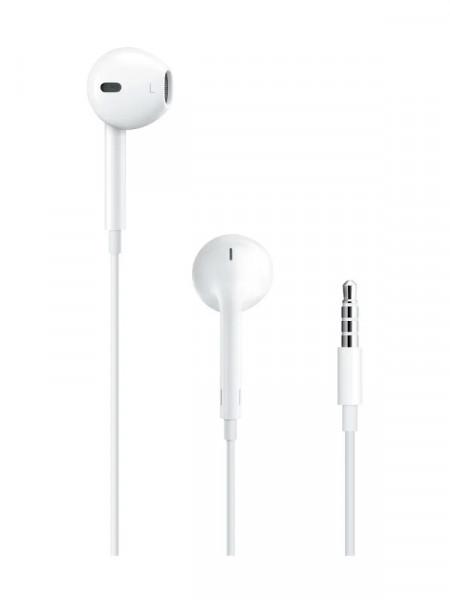 Навушники Apple earpods 3.5 мм