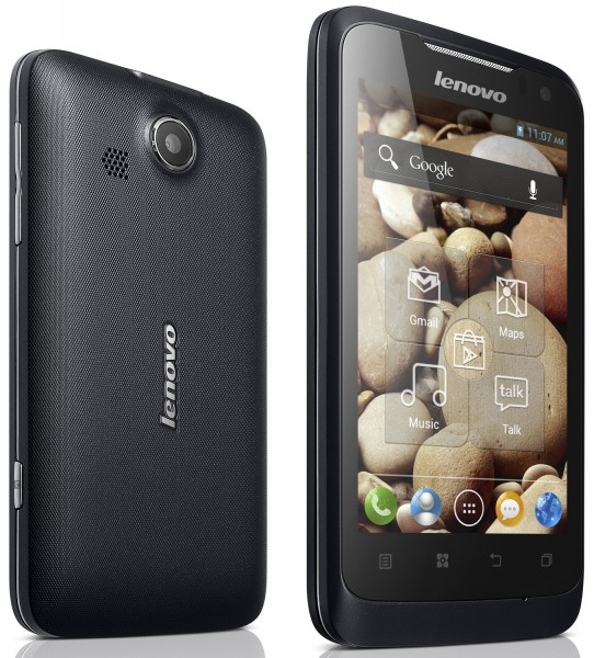 Мобильный телефон Lenovo p700i