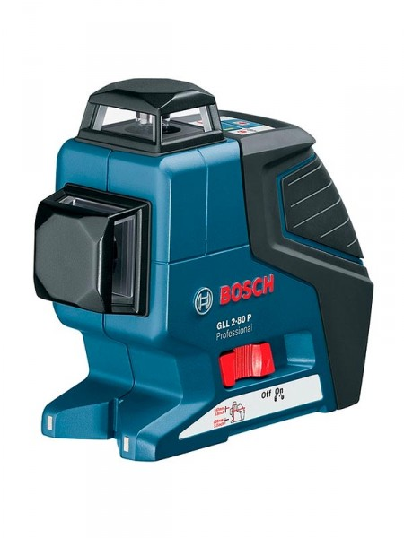 Лазерний рівень Bosch gll 2-80 p