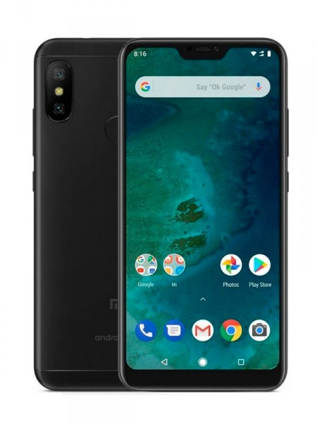 Мобільний телефон Xiaomi mi a2 lite 4/64