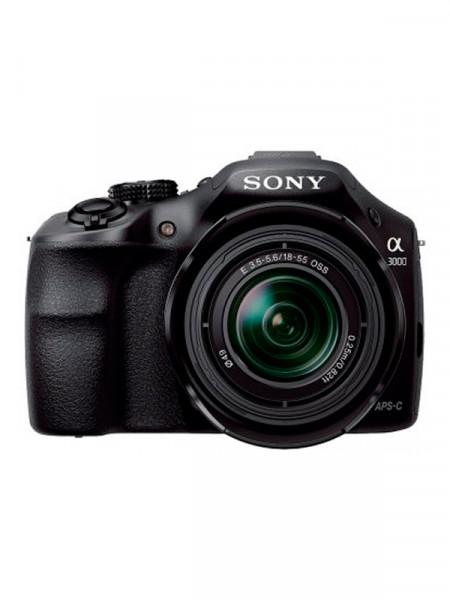 Фотоаппарат цифровой Sony alpha a3000 ilce-3000