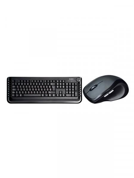 Клавиатура с мышкой беспроводные Sven comfort 4400 wireless