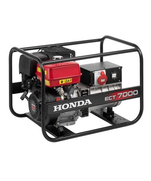 Бензиновий електрогенератор Honda ect7000