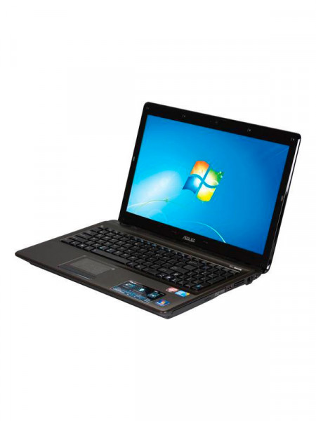 "Ноутбук экран 15,6"" Asus core i3 350m 2,26ghz /ram4096mb/ hdd500gb/ dvd rw"