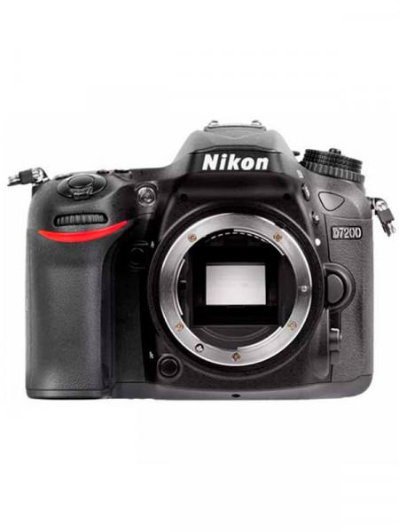 Фотоапарат цифровий Nikon d7200 без объектива