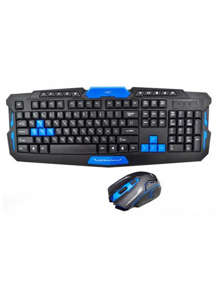 Клавиатура с мышкой беспроводные Ukc hk-8100