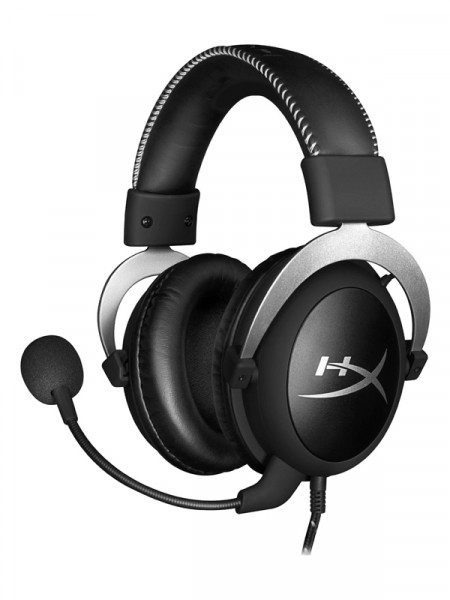 Навушники Kingston hyperx cloud silver