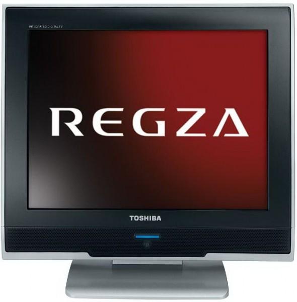 """Телевізор LCD 15"""" Toshiba 15v300pg"""