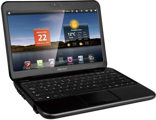 "Ноутбук экран 10"" *** Jay-tech Jay-Book 9905"