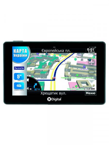 GPS-навігатор X-Digital a572