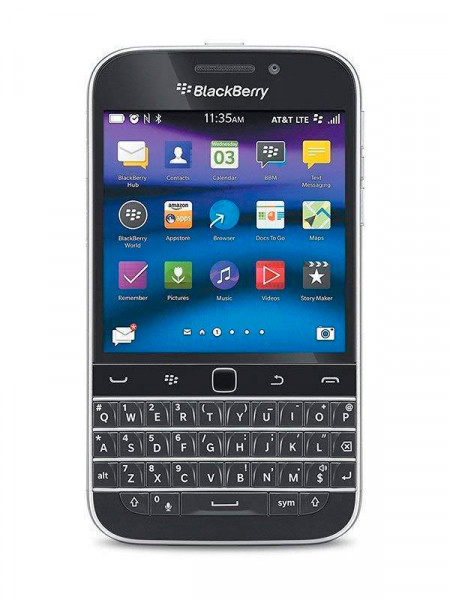Мобільний телефон Blackberry q20 classic sqc100-2