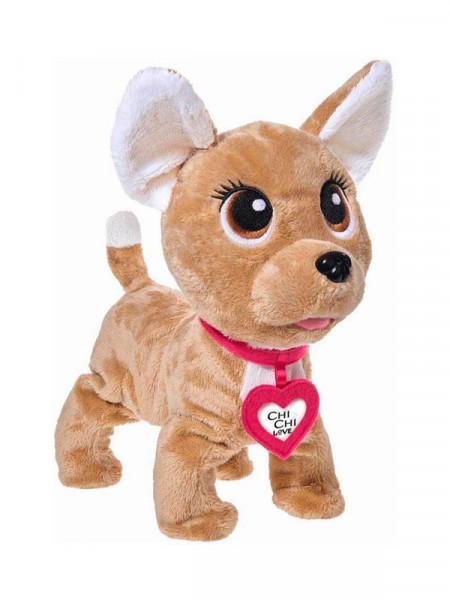 Игрушка . Интерактивная собачка chi chi love хеппи 30 см