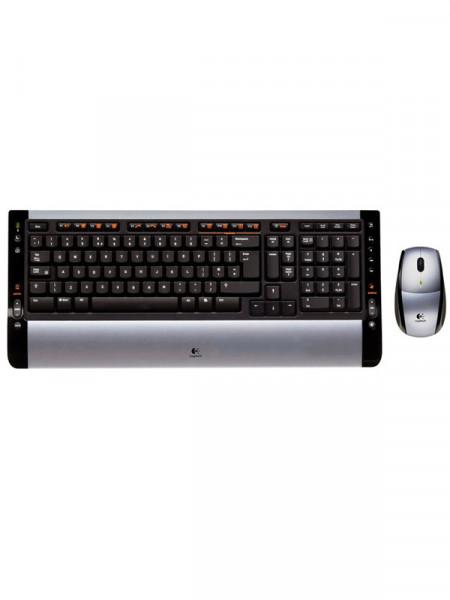 Клавиатура с мышкой беспроводные Logitech cordless desktop s510