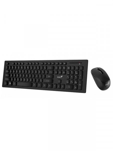 Клавиатура с мышкой беспроводные Genius slimstar 8008