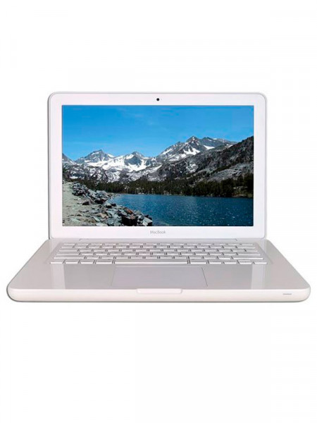 "Ноутбук екран 13,3"" Apple Macbook core 2 duo 2,13ghz/ ram 2gb/ hdd250gb/video gf9400m/ dvdrw a1181"