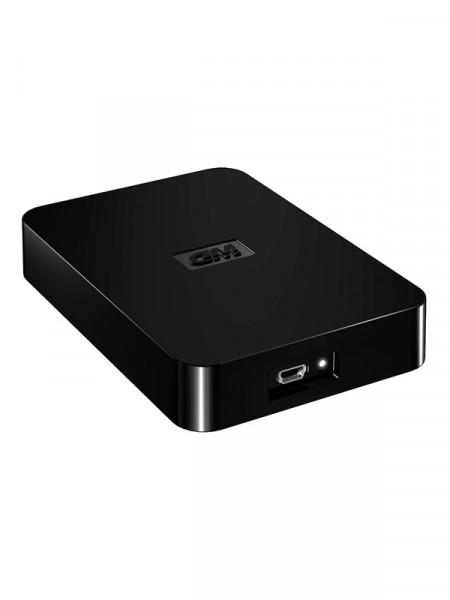 "HDD-внешний Wd 1000gb 2,5"" usb3.0 wdbpck0010bbk-01"