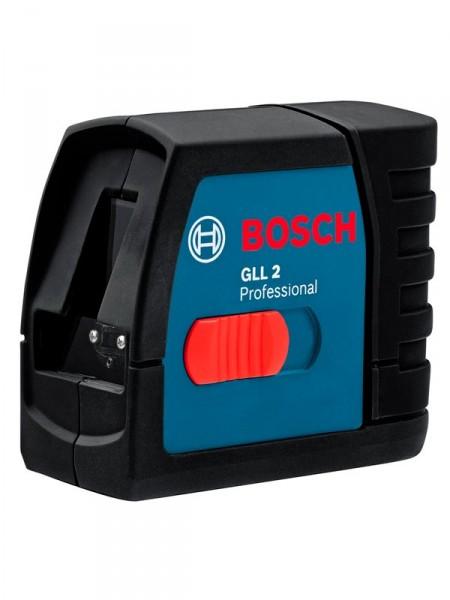 Лазерный уровень Bosch gll 2 professional