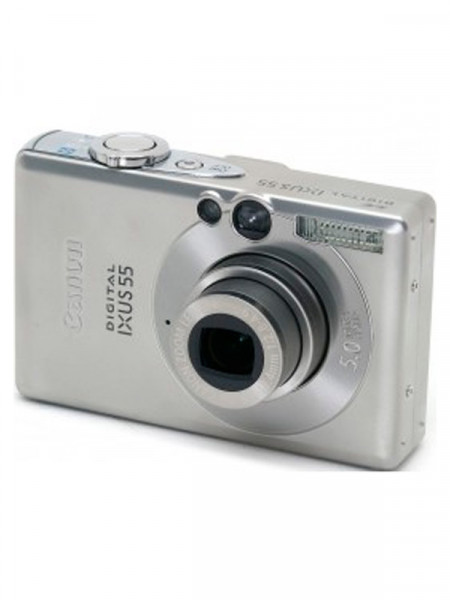 Фотоаппарат цифровой Canon digital ixus 55