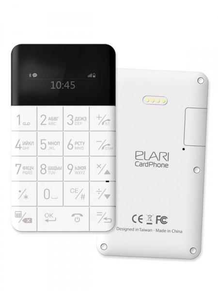Мобільний телефон Elari cardphone