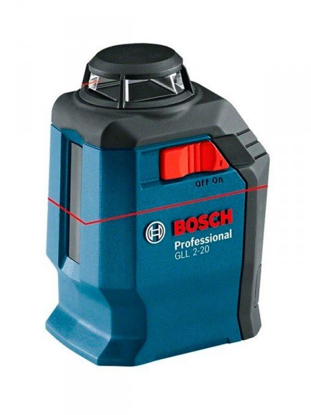 Лазерный уровень Bosch gll 2-20