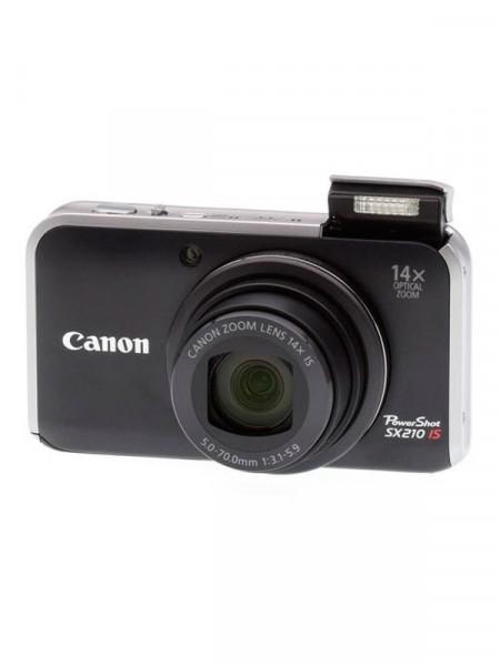 Фотоаппарат цифровой Canon powershot sx210 is