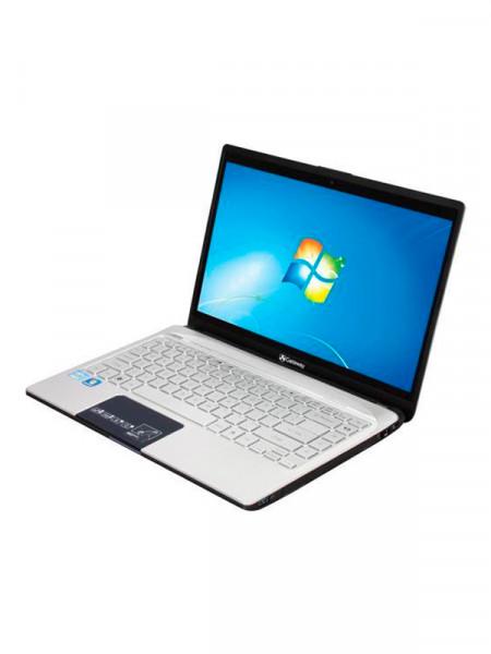 "Ноутбук экран 11,6"" Gateway intel u7300/ram4/hdd500"