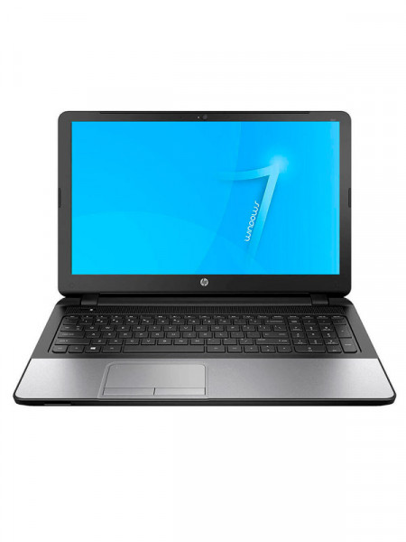 "Ноутбук екран 15,6"" Hp core i3 7100u 2,4ghz/ ram8gb/ ssd256gb/video intel hd620/ dvdrw"