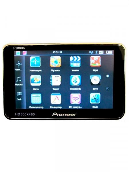GPS-навігатор Pioneer pi-8806
