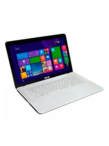 """Ноутбук экран 17,3"""" Asus pentium n3530 2,16ghz/ ram4096mb/ hdd500gb/ dvd rw"""